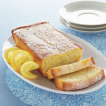 Lemon-Yogurt Snack Cake Recipe