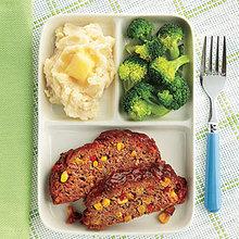 Southwestern Meat Loaf Recipe