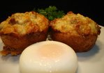 Sausage Cheese Biscuits (Muffins) Recipe