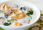 Thai Coconut Soup Recipe