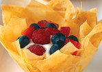 Berry and Mousse Pastries Recipe