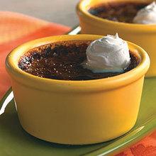 Dark Chocolate Crème Brûlée Recipe