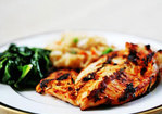 Moroccan Spiced Grilled Chicken Breasts Recipe