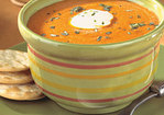 Chipotle Red Pepper Soup Recipe