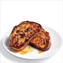 Ciabatta French Toast with Marmalade Drizzle Recipe