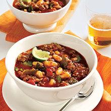 Turkey and Bean Chili Recipe