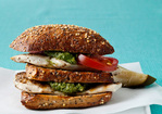 Mini Grilled Chicken Clubs Recipe