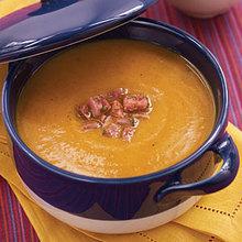 Ham and Butternut Squash Soup Recipe