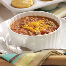 Spicy Chipotle-Turkey Chili Recipe