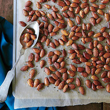 Italian-Roasted Almonds Recipe