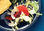 Frisée with Blood Oranges and Fennel Recipe