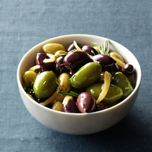 Olives + Preserved Lemon Recipe
