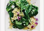Spinach-Pasta Salad Recipe