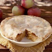 Apple-Cider Pie Recipe