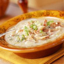 Baked-Potato Soup Recipe