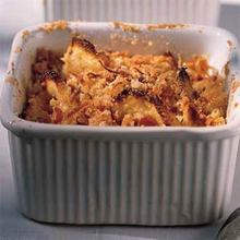 Banana-Coconut Apple Crisp Recipe