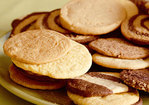 Lemon-Cornmeal Icebox Cookies Recipe