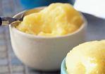 Mango-Lime Ice Recipe