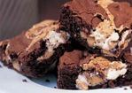 Ooey-Gooey Peanut Butter-Chocolate Brownies Recipe
