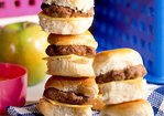 Mini-Cheeseburgers Recipe