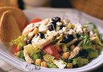 Greek Chicken Salad Recipe