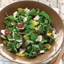 Arugula & Pickled Beet Salad Recipe