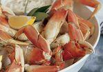 Cracked Crab with Horseradish Mayonnaise Recipe