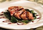 Duck Breasts with Black Cherry Sauce Recipe