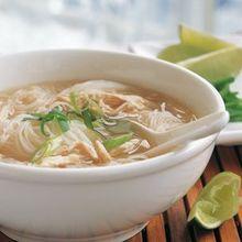 Five-Spice Chicken Noodle Soup Recipe