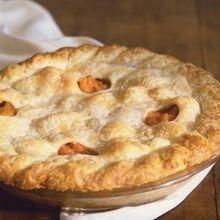 Ginger-Apricot Pie Recipe