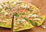 Grilled Asparagus Frittata Recipe