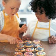 Kids' Sugar Cookies Recipe