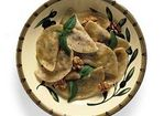 Ligurian Pansotti with Walnut Pesto Recipe