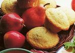Marion Cunningham's Fresh Ginger Muffins Recipe