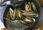 Mussels a la Mariniere (Steamed Mussels) Recipe