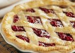 Old-Fashioned Latticed Cherry Pie Recipe