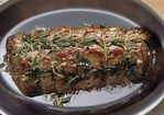 Pan-Roasted Beef Tenderloin with Rosemary and Garlic Recipe