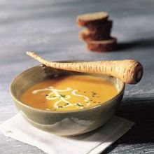 Parsnip and Carrot Soup Recipe