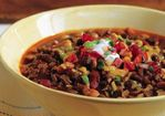 Beef Chili with Masa Harina Recipe