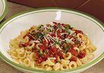 Anelletti with Winter Tomato Sauce Recipe
