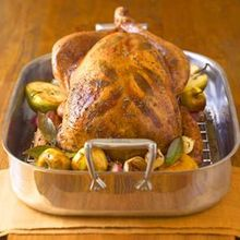Roast Citrus Turkey Recipe