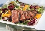 Seared Duck Breast Salad Recipe