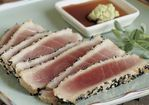 Seared Sesame-Crusted Tuna Recipe