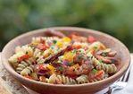Smoky Shrimp & Pasta Salad Recipe