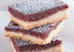Blackberry-Almond Bars Recipe