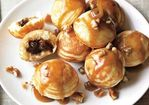 Sticky Toffee Filled Pancakes Recipe