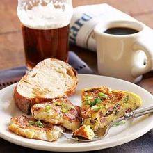 Butchers' Breakfast Frittata Recipe