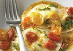 Cheese Ravioli with Cherry Tomato Sauce Recipe