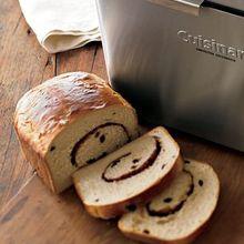 Cinnamon-Raisin Bread Recipe