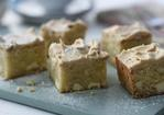 White chocolate brownies (blondies) Recipe